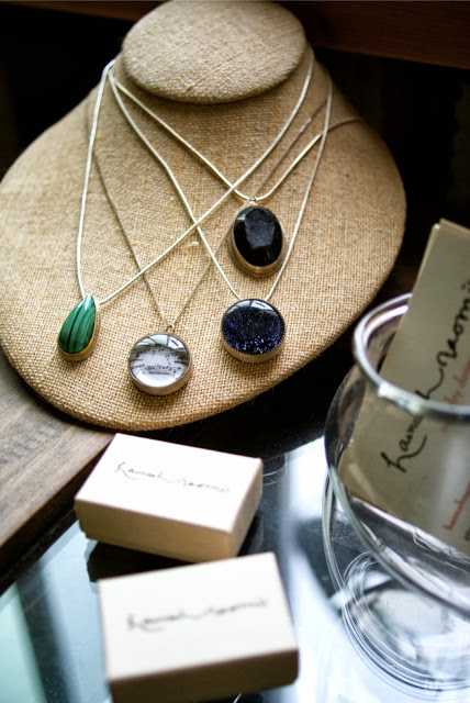 hannahnaomi jewelry featured at house of moss
