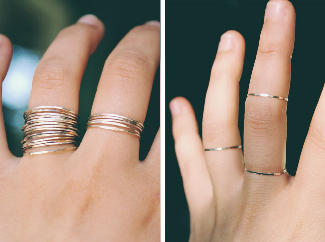 hannahnaomi stacking rings featured on missmoss